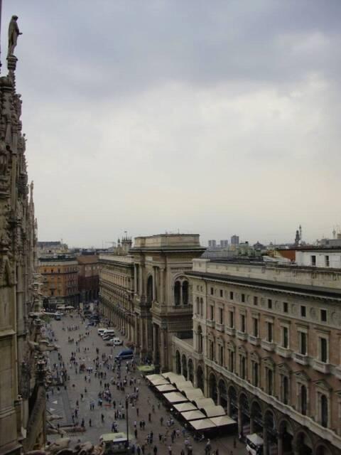 Milão além da capital da moda