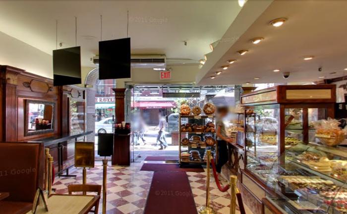 onde comer em NY
