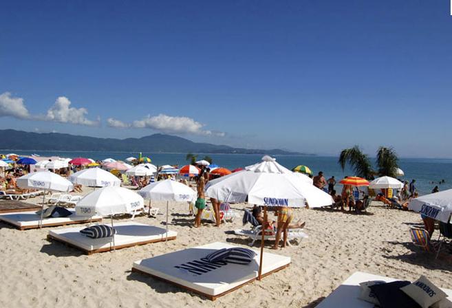 IGLTA no Jurerê - a Ibiza Brasileira