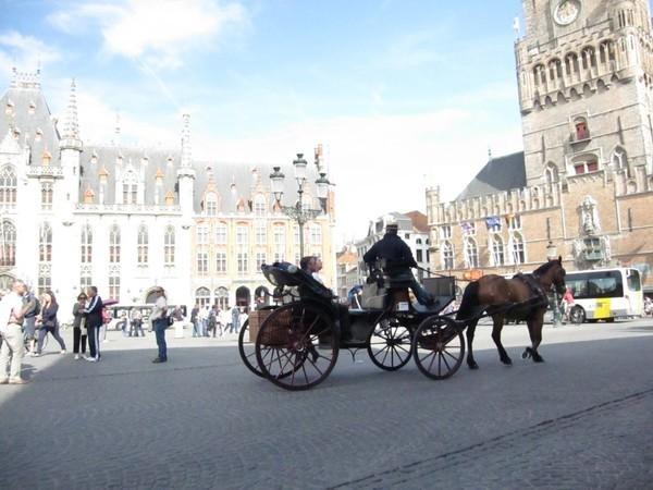 A romântica Bruges
