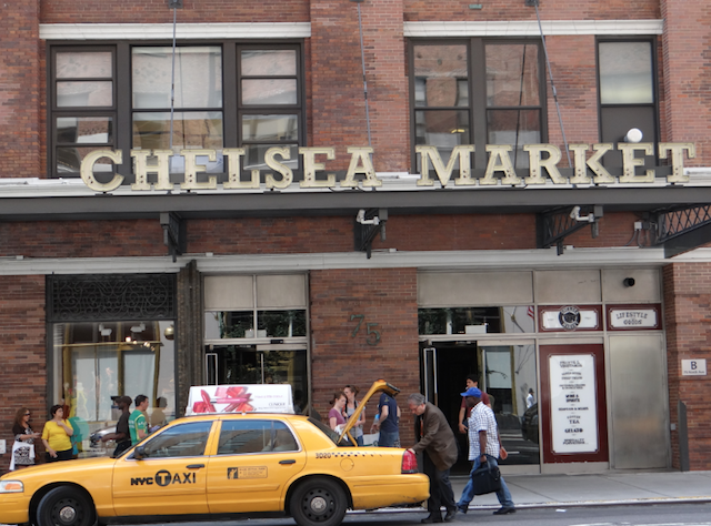 chaming chelsea market in ny