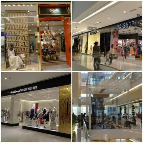 JK: novo shopping in SP