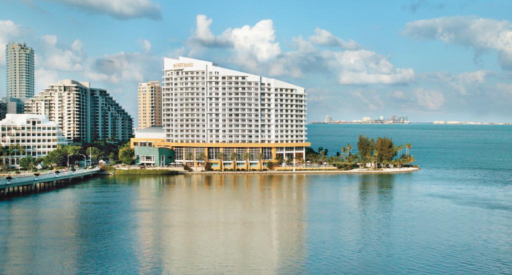 hotel cinco estrelas miami