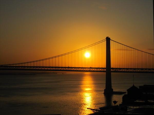 as pontes de san francisco