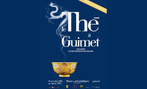 Le Thé a Guimet