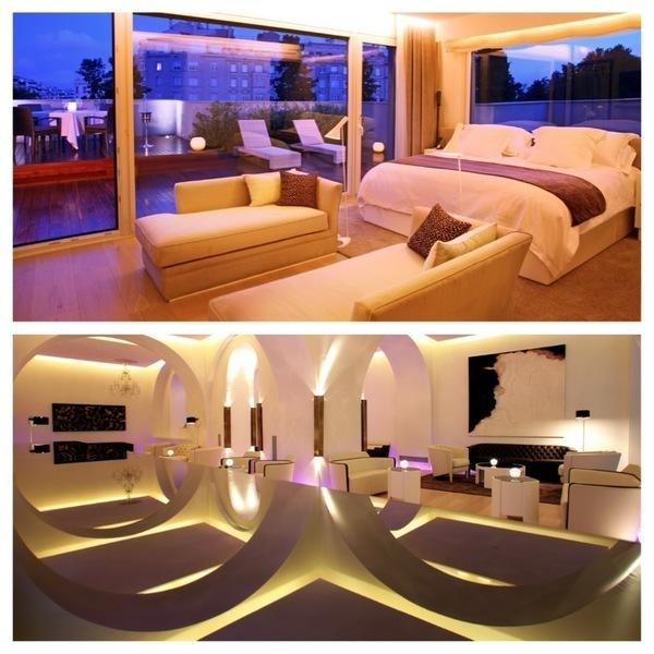 hotel de luxo em barcelona