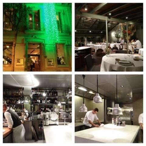 restaurante em barcelona