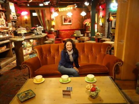 onde ficam os estúdios do Friends
