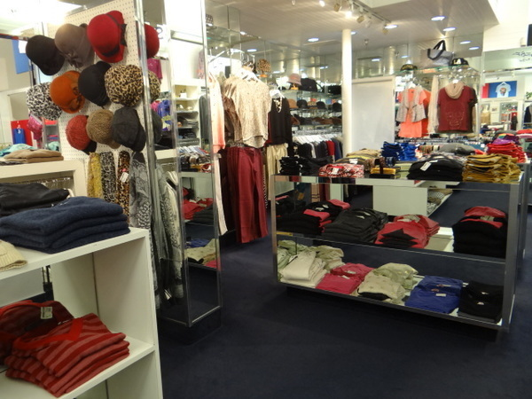 lojas em LA