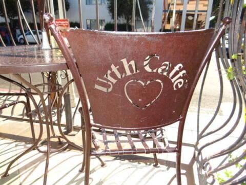 onde tomar café em LA