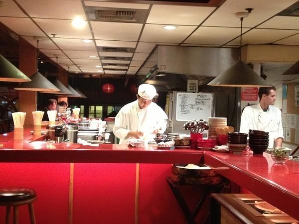 comida asiática em san francisco