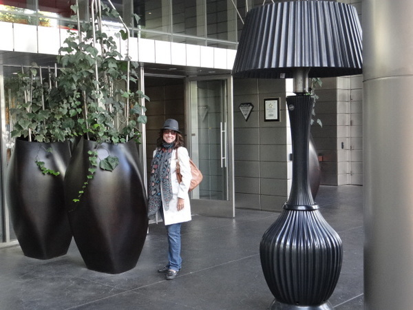 hotel de luxo em vegas