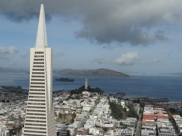 vista São Francisco