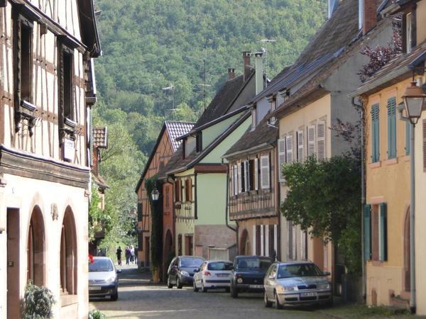 Um roteiro pela Alsácia