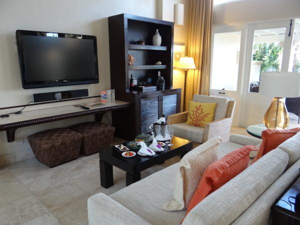 Nossa sala, ideal para ver TV