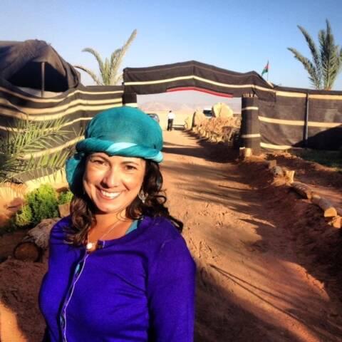 como ir pro deserto da jordania