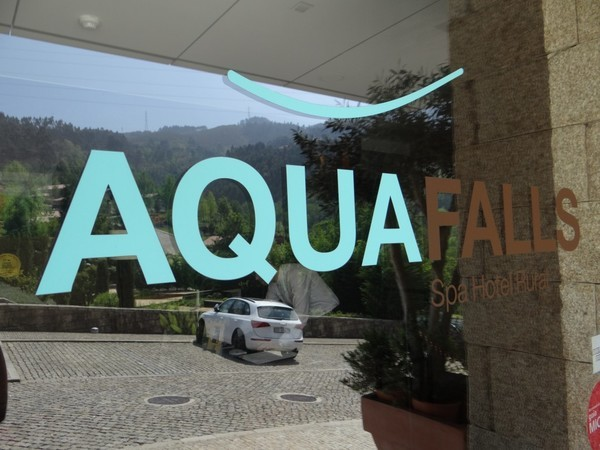 hotel aquafalls portugal