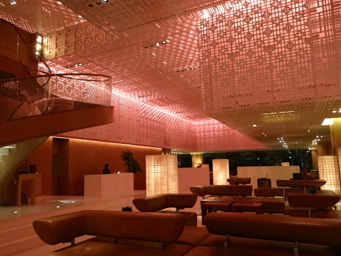 Hyatt Regency Kyoto - um hotel de luxo sem perder a tradição japonesa