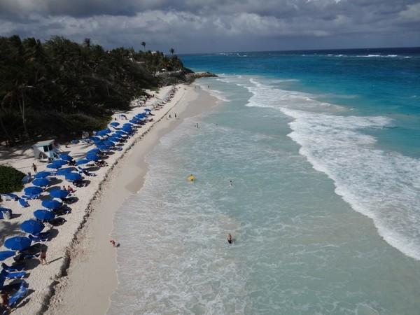 melhor praia do caribe