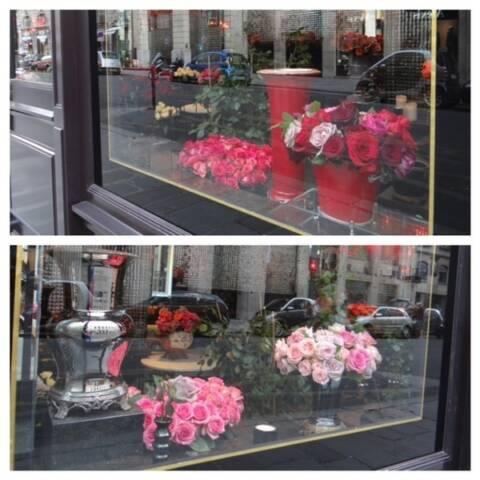 flores em paris