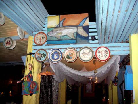 Restaurante estrelado em Porto de Galinhas