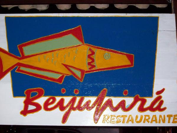 Restaurante Beijupirá, em Porto de Galinhas