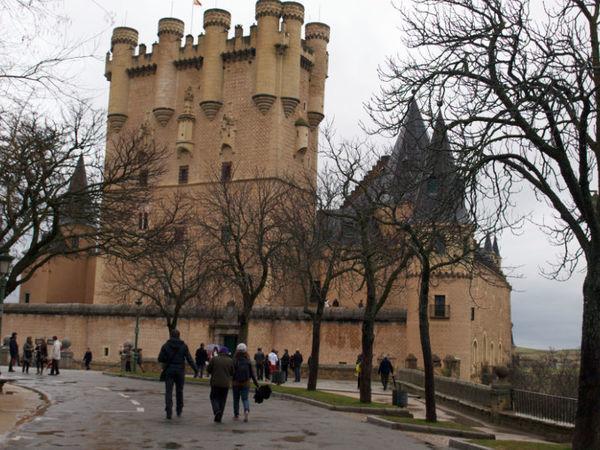 Alcazer de Segovia, Espanha
