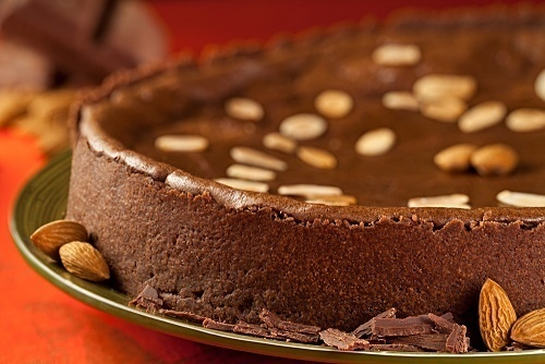 Torta de chocolate da Pavelka