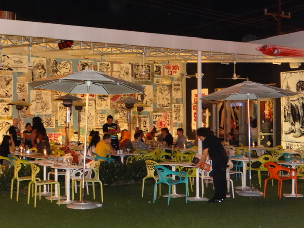 restaurantes miami fora de south beach