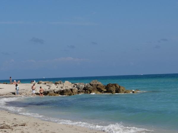 O que fazer em Miami - Praia