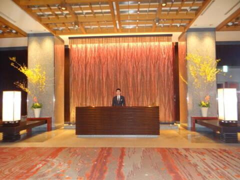 hotel luxo tokyo