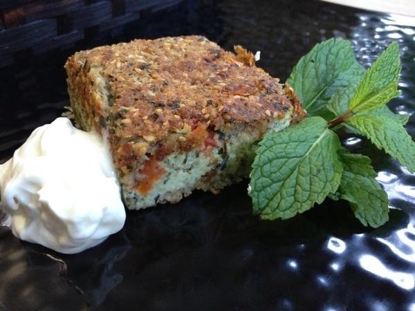 Portal do Sabor: quibe vegetariano com recheio de queijo de cabra R$12,00
