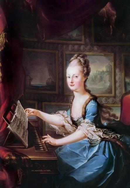 Rainha do rococó, Maria Antonieta era referência na moda