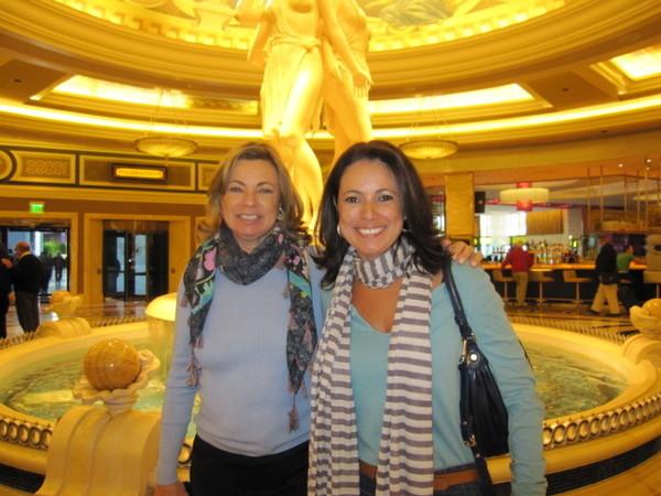 viagens mãe e filha