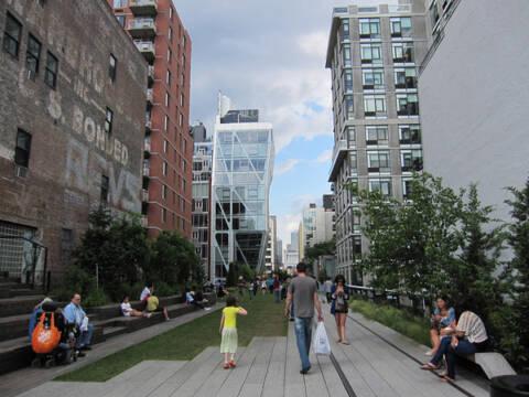 Standard Highline- um hotel descolado em NY