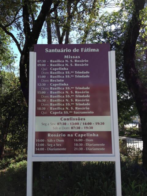 13 de Maio - uma visita ao Santuário de Fátima