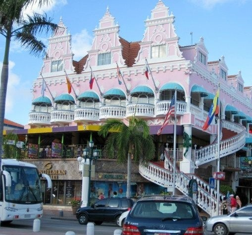 Onde comprar em Aruba