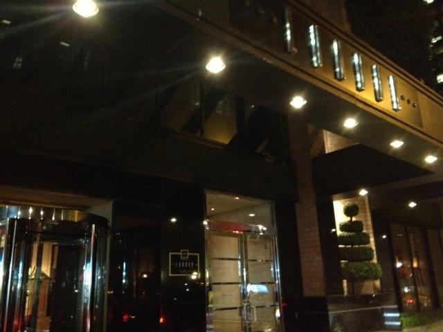Jantar no Gordon Ramsay, em Nova Iorque