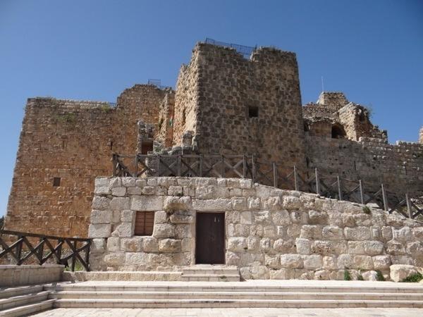 Monumento histórico na Jordânia