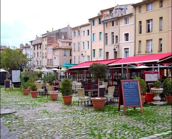 passeio na Provence
