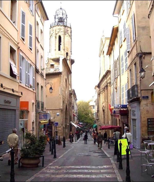roteiro pelo sul da França
