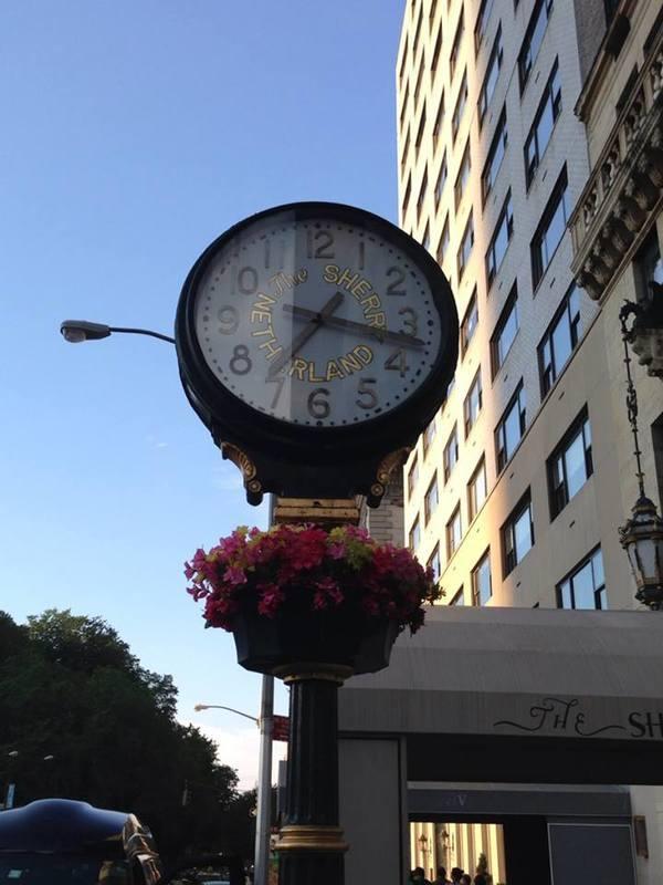 restaurante perto do Central Park
