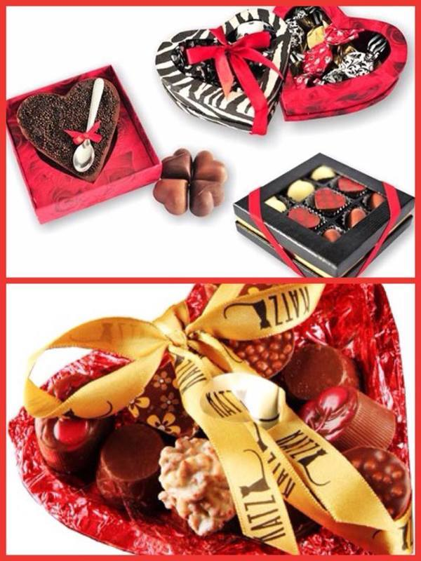 onde encontrar chocolates para o dia dos namorados