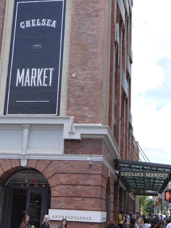 mercado gourmet em ny