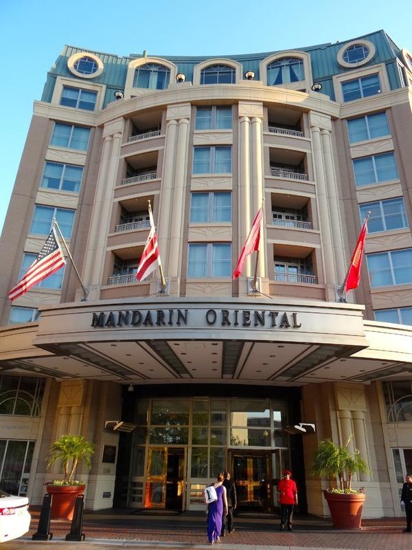 mandarin oriental washington
