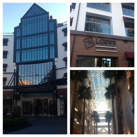 hotel em LA