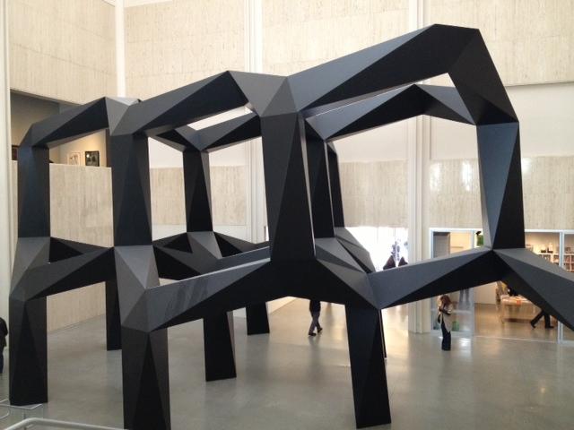museus em LA