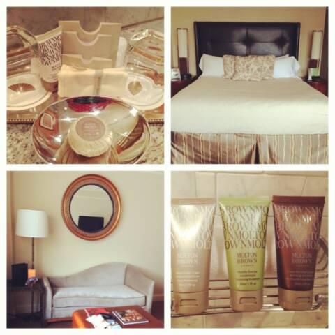 melhor hotel de DC