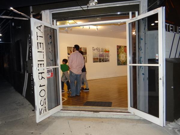 galerias de arte em wynwood