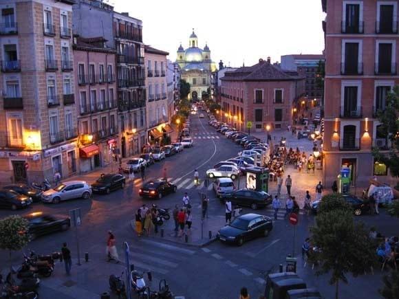 El viajero - Madrid
